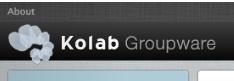 kolab_groupware